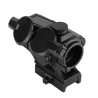 SPD Solar Combat Red Dot Reflex Optic - Black