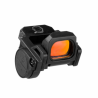 FlipDot Pro Red Dot Reflex Optic - Black