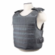 Plate Carrier with External Hard Plate Pockets - MED-2XL - Urban Gray