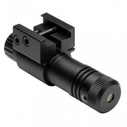 Compact Green Laser w/weaver Mount