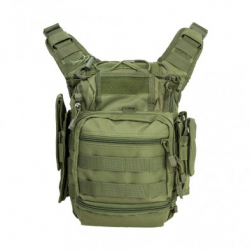 First Responders Utility Bag - Green