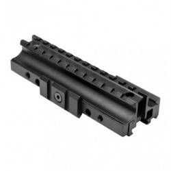 AR15 Tri-Rail Mount/Riser for Flat-Top