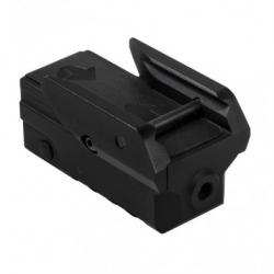 Compact Pistol Green Laser w/Strobe