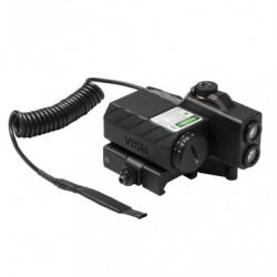 Offset Green Laser Designator w/NAV LEDs