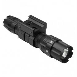 ProSeries Green LED Hunter Flashlight & Mount
