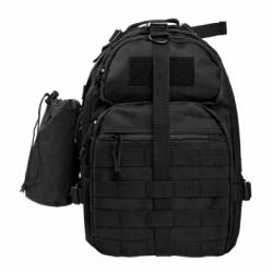 Sling Backpack - Black
