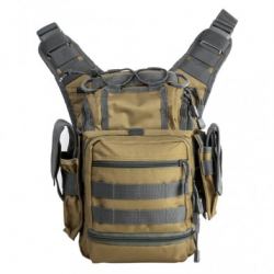 First Responders Utility Bag - Tan w/U.Gray