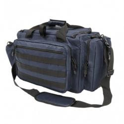 Competition Range Bag - Blue with Black Trim