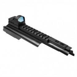 Green Micro Dot Mount- AK Receiver Cover (Build to Order)