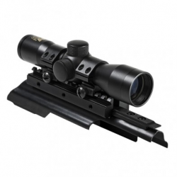 AK Tri Rail Cover with 4X30 Compact Scope (Build to Order)
