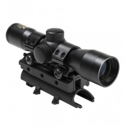 SKS Tri Rail Cover with 4X30 Compact Scope (Build to Order)
