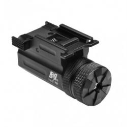 Compact Green Laser w/QR weaver Mount