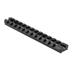 Shotgun Receiver Rail Mount - Moss 500/590