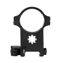 "6 Bolt - 1.5"" Ring w/Quick Release Mount"