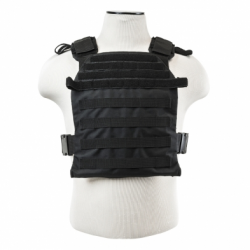"FAST PLATE CARRIER 10""X12""- BLACK"