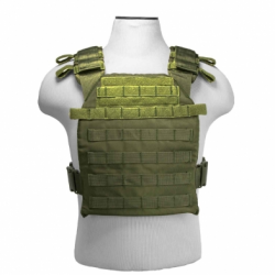 "VISM® by NcSTAR® FAST PLATE CARRIER 10""X12""/ GREEN"
