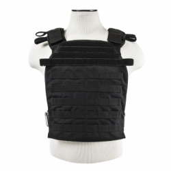 "FAST PLATE CARRIER 11""X14""- BLACK"