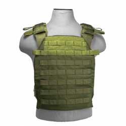 "VISM® by NcSTAR® FAST PLATE CARRIER 11""X14""/ GREEN"