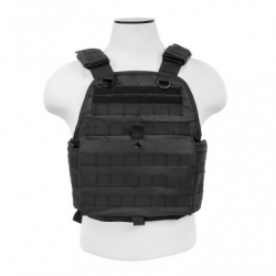 Plate Carrier [MED-2XL] - Black