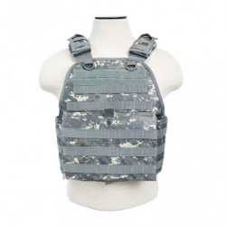Plate Carrier [MED-2XL] - Digital Camo