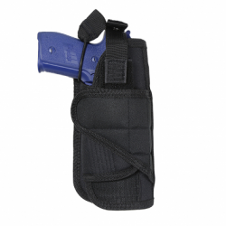 Tactical Wrap Holster - Black