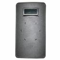 """20""""W X 36""""H Level III Ballistic Shield with window"""