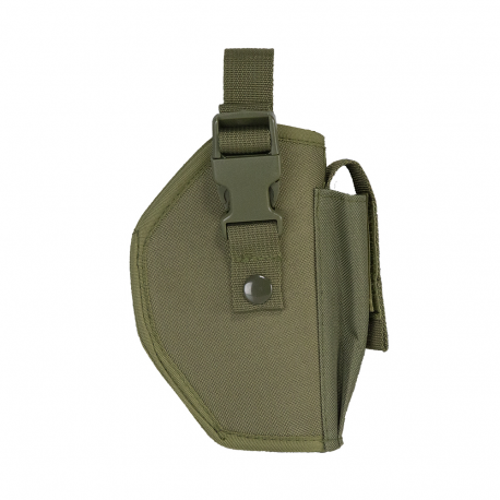 BELT HOLSTER & MAG POUCH/GRN