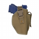 BELT HOLSTER & MAG POUCH/TAN