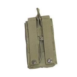 Single AR/Pistol Mag Pouch - Green