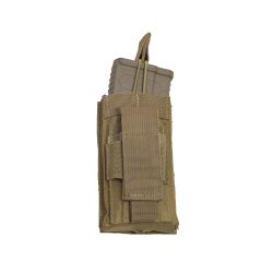 Single AR/Pistol Mag Pouch - Tan