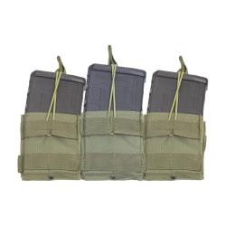 M1A Triple Mag Pouch - Green