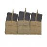 M1A Triple Mag Pouch - Tan